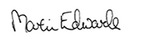 Julias House - Martin Edwards Signature